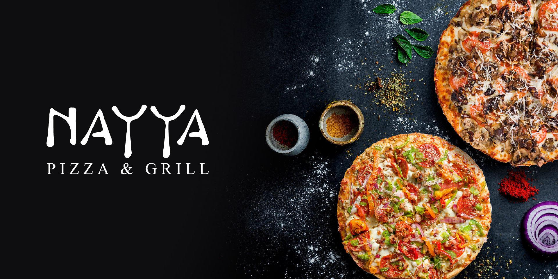 About Nayya Pizza & Grill