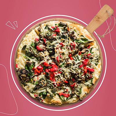Nayya Pizza Vegan New Yorker